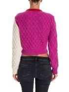 Fausto Puglisi Mohair Blend Sweater - MULTICOLOR