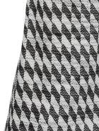 Missoni Knitted Multicolor Pants - Black