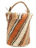 Sensi Studio 'ochre Combination' Bag - Multicolor