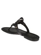Tory Burch Miller Sandals - Perfect Black