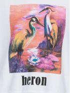 HERON PRESTON Aironi Sweatshirt - WHITE MULT