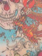 Comme des Garçons Skull Printed Two-piece - Multicolor
