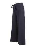 Max Mara 'albino' Wool Trousers - Blue