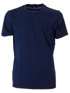 Fay Logo T-shirt - Blu