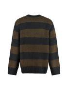 Carhartt Alvin Long Sleeve Crew-neck Sweater - Multicolor