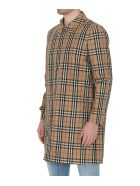 Burberry Double Face Trench - Multicolor