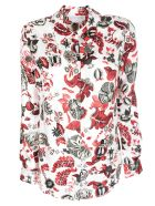 Gabriela Hearst Printed Detail Shirt - Basic