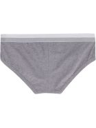 Dolce & Gabbana Brando Stretch Cotton Briefs - grey