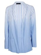 Roberto Collina Striped Shirt - White