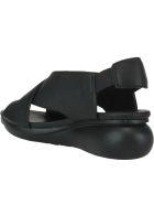 Camper Balloon Sandals - Black