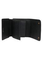 Balenciaga Compact Wallet - Black
