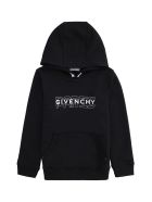 Givenchy Cotton Hoodie - black