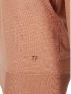 Tom Ford Turtleneck Sweater - Dark cameo