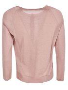 Roberto Collina Round Neck Cardigan - Pink