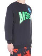 MSGM 'palm' Sweatshirt - Black