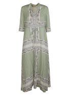 Tory Burch Printed Shirt Dress - Garden