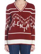 Valentino Sweater - Red