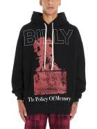 BILLY 'pom' Hoodie - Black