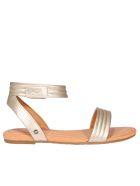 UGG Ethena Sandals - Gold