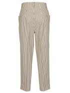 SportMax Striped Trousers - Basic