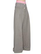 Natasha Zinko '3 Waists' Pants - Grey