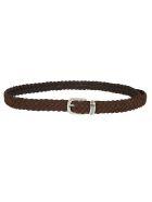 Eleventy Buckled Belt - Moro