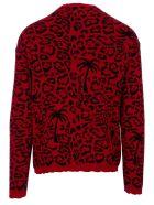 Laneus Sweater - Red
