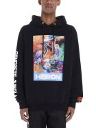 HERON PRESTON 'heron Colors' Hoodie - Black
