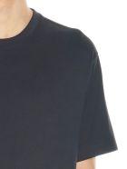 Y-3 'signature Graphic' T-shirt - Black