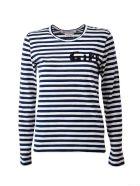 Comme Des Garçons Girl Slim Fit Sweatshirt - Basic