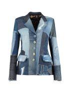 Dolce & Gabbana Denim Blazer - Denim