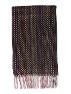Paul Smith Striped Scarf - Multicolor