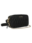 Miu Miu Belt Bag - Nero