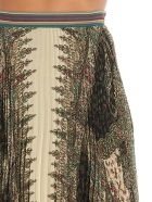 Etro 'indian Paisley' Skirt - Multicolor