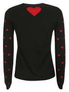 RED Valentino Heart Sweater - No