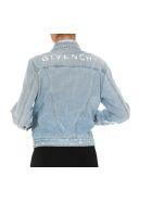Givenchy Denim Jacket - Light blue