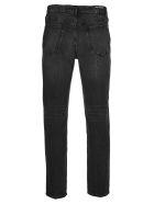 Balenciaga Straight Leg Jeans - BLACK WASH