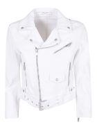 Givenchy Biker Jacket - White