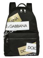 Dolce & Gabbana Dolce E Gabbana Backpack - Nero/multicolor