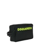 Dsquared2 Logo Pouch Case - Black