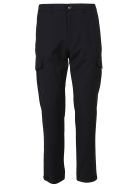 Eleventy Slim-fit Trousers - Blue