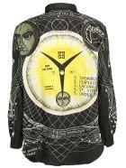 Givenchy Shirt - Black yellow