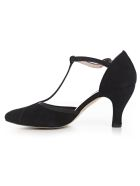 Repetto T-bar Pumps - Carbone