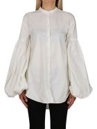 Jil Sander White Cotton Shirt - ANTIQUE WHITE