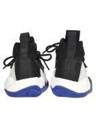 Adidas Originals Adidas Crazy Byw X Sneakers - WHITE + BLACK