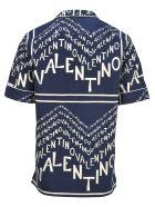 Valentino Shirt Valetino Chevron - Basic