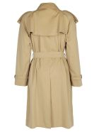 Burberry Westminister Trench Coat - Honey