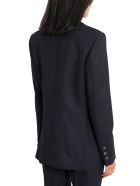 Cedric Charlier Double-breasted Blazer - Blu