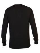 Givenchy Branded Sweater - Black/white/red