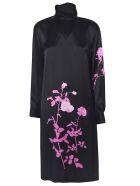 Dries Van Noten Dontisy Dress - Black/Multicolor